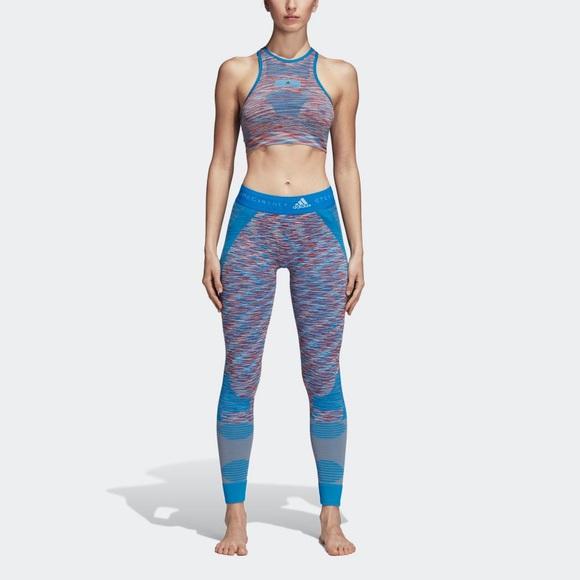 7465d04c2454c Adidas by Stella McCartney Pants | Adidas Stella Mccartney Tights Sz ...